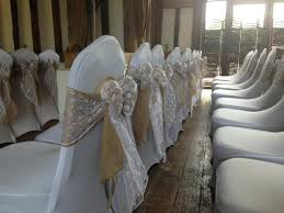 burlap chair covers burlap chair covers hessian lace chair sash hessian sashes burlap