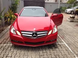 mercedes 2010 e350 price registered 2010 mercedes e350 coupe sold autos nigeria