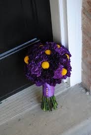 25 best flowers purple and yellow images on pinterest weddings