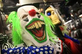 clown craze not driving costume sales u2013 press enterprise