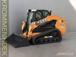 case tv 380 high flow unused price u20ac49 000 2016 skid steer