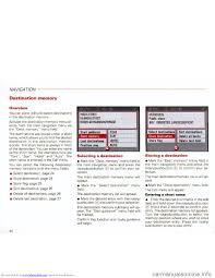 audi a6 2001 c5 2 g navigation system plus manual