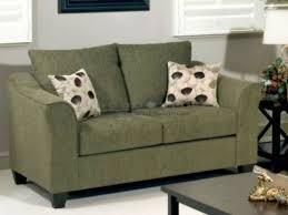 Green Sofa Slipcover by Serta 1225 Flyer Green Living Room Set