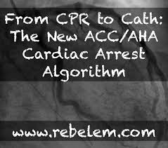 beyond acls from cpr to cath the new acc aha cardiac arrest