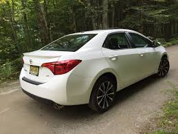 toyota corolla website on the road review toyota corolla se the ellsworth americanthe