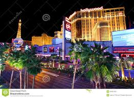 Hotel Map Las Vegas Strip by Las Vegas Strip Lights Editorial Photography Image 33991842