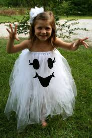 4t Halloween Costumes Cute Spook Tutu Ghost Halloween Costume Size 2 4t