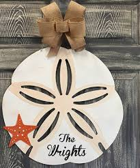 personalized sand dollars look at this zulilyfind personalized sand dollar door hanger