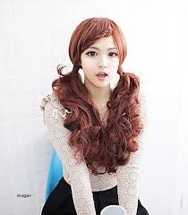 nice koran hairstyles long hairstyles awesome cute korean hairstyles for long hair