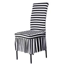 party chairs home decor chair cover wedding decoration stripe polyester spandex
