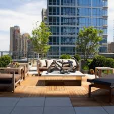 amazing rooftop patio design with budget home interior design