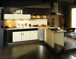 cuisine bi couleur ambiance cuisine meubles contarin