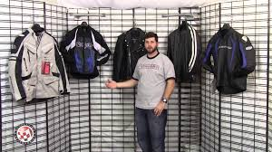 safest motorcycle jacket leather vs textile motorcycle jackets youtube