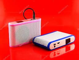 modern speaker and audio speaker u2014 stock photo vanich 12096255