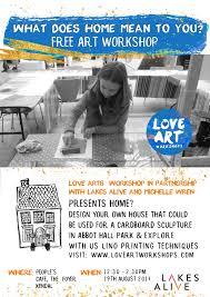 Home Design Kendal Home U2013 Love Art Workshops