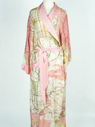 dressing gown one hundred venice map dressing gown maude and