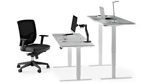 Sit Or Stand Desk by Centro Lift Standing Desk 60