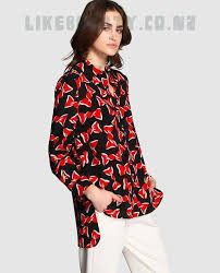 online women s boutique likebeauty co nz womens shirts blouses tops print boutique