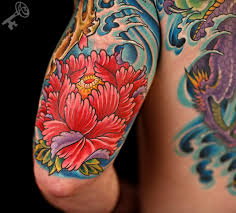 50 peony tattoo designs and meanings peony flower peony and