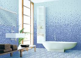 blue tiles bathroom ideas white and blue ceramic tiled wall tile shower and tub ideas modern