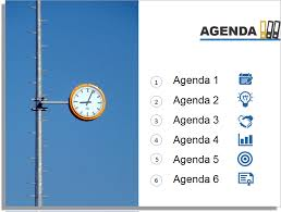 how to create a fantastic powerpoint agenda slide template in 5