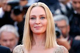 uma thurmans hair in kill bill uma thurman shares kill bill crash video says tarantino was