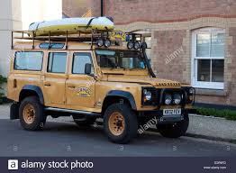 land rover discovery camping a camel trophy land rover defender a rugged off road vehicle