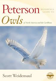 peterson reference guide to owls of north america and the