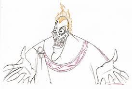 walt disney characters images walt disney sketches hades hd