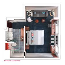 Sweet Home 3d Floor Plans by Sweet Suites At The Hotel Aloft Munich