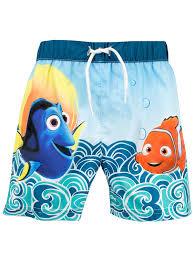 amazon finding nemo boys disney finding nemo swim shorts