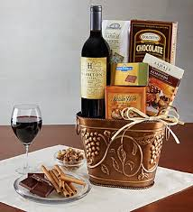 wine and cheese gift basket flowers wine cheese crackers gift set flower arrangements