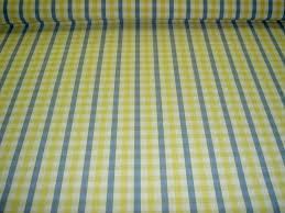 plaid home decor fabric additional views edgar fabrics stripe check plaid yellow blue tan