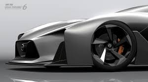 nissan gran turismo racing nissan concept 2020 from gran turismo 6 racing game central