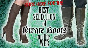s pirate boots for sale welcome to piratemerch the s largest pirate shop
