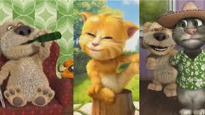 Ginger Doodle Cat Cat Talking Tom Yankee Doodle Nursery Rhyme Youtube