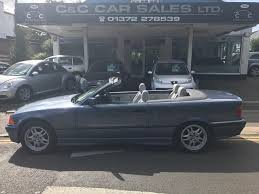 bmw 328i convertible 1998 used 1998 bmw e46 3 series 98 06 328i for sale in surrey
