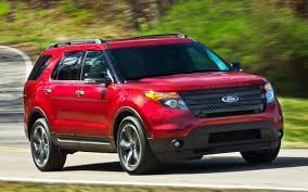 Ford Explorer 1990 - 2013 ford explorer sport first drive motor trend