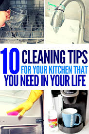 Kitchen Cleaning Tips 10 Kitchen Cleaning Tips You Need In Your Life Strive U0026 Hustle