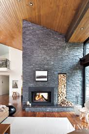 best 10 modern stone fireplace ideas on pinterest modern 14 ways to decorate your home for fall fireplace stonemodern