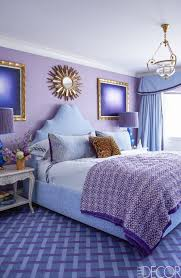 What Color Matches With Pink And Blue 21 Best Purple Rooms U0026 Walls Ideas For Decorating With Purple