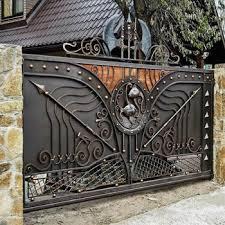 Sliding Gate Design For House