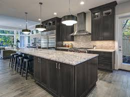 gray brown stained kitchen cabinets gray stained wood kitchen cabinets page 1 line 17qq