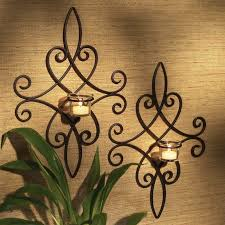 Non Electric Wall Sconces Candle Wall Sconces Non Electric Home Designs Insight