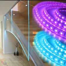 led strip light now the go to product for lighting glass blocks