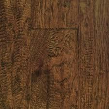 5 engineered scraped provincial hickory hardwood floors