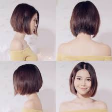 ladies bob hair style front and back sichenmakeupholic on youtube is short hair goals asian bob