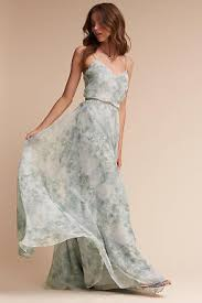 navy dark u0026 light blue bridesmaid dresses bhldn
