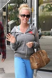kendra wilkinson leaving a nail salon in studio city today feb