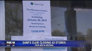 walmart closing more than 60 sam s club stores story ksaz